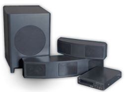 NIRO Surround Sound Systems | HPS 600